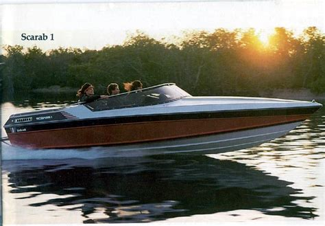 scarab boats utah 1997 31 scarab