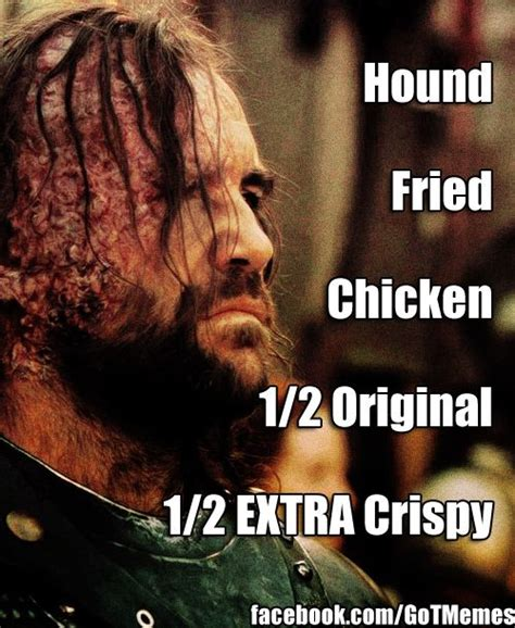 Fried Chicken Meme - 20 the hound and chicken memes pinterest chicken meme