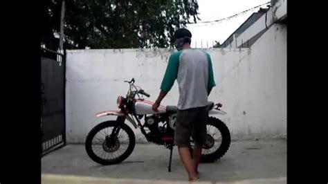 Jual Knalpot Japstyle Crom Kaskus cb japstyle trail modifikasi motor japstyle terbaru