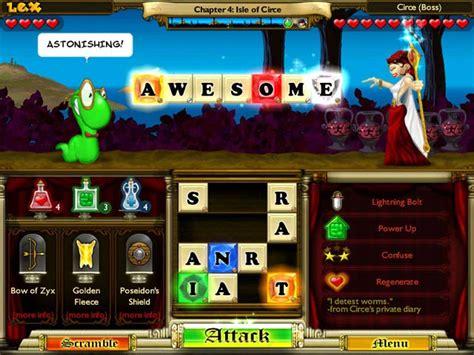 bookworm adventures free download full version popcap games bookworm adventures