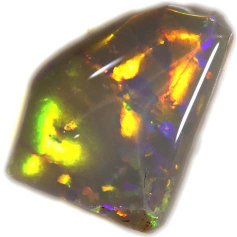 2 95 Cts Black Opal Jarong 2 95 cts black opal rubs lightning ridge br5702
