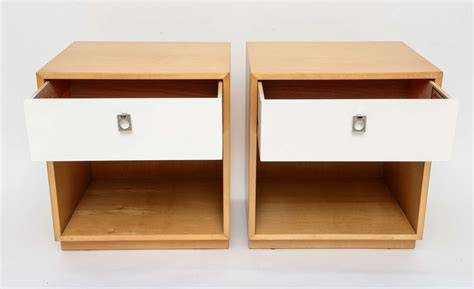 cartwright 60s modern nightstands for founders