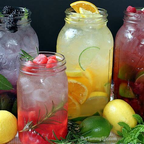 Detox Water Fruit Infused by 32 Best Detox Water Recipes
