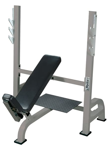 york olympic weight bench york commercial olympic incline weight bench