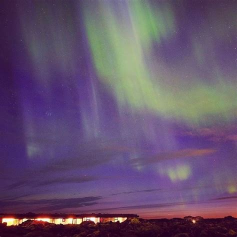 where can you see the northern lights in alaska 17 best northern lights at blue lagoon images on pinterest