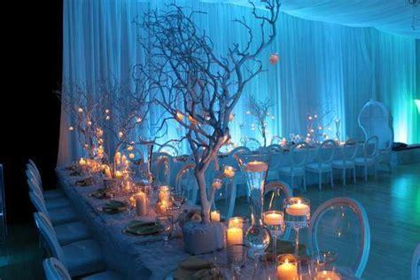 Decorating Ideas For Quinceaneras Quinceanera Blue Decoration Ideas