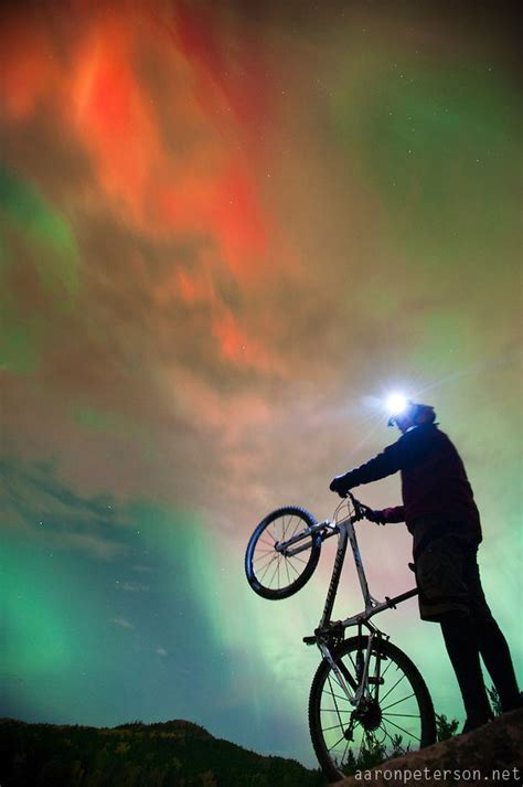 mountain bike night riding lights 17 best images about amazing cycling pictures on pinterest