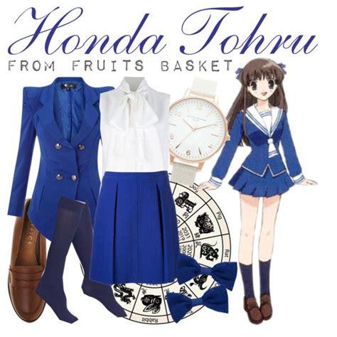 fruits basket honda tohru  animangacouture