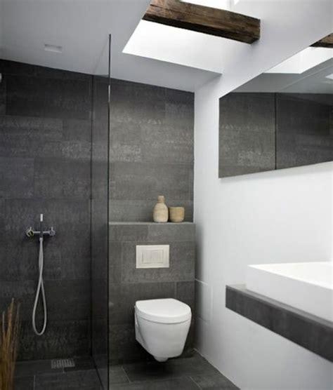 Moderne Badezimmer Bilder by Die 25 Besten Ideen Zu Graue Badezimmer Auf