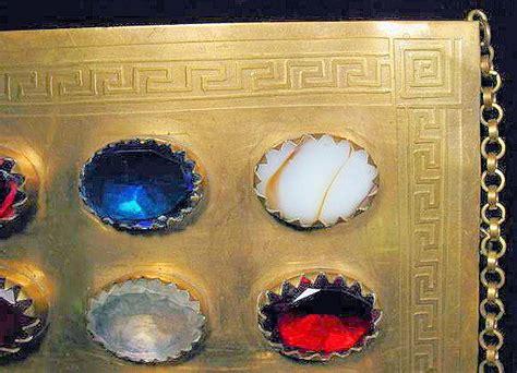 high priest breast plate high priest brestplate