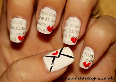 Letter Nail