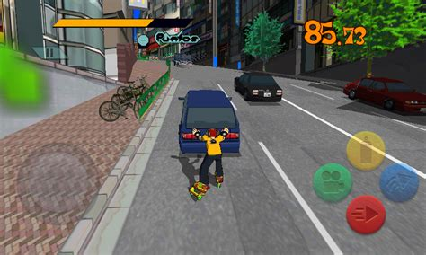 jet set radio apk jet set radio android apk datos mega y descargar gratis