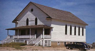 Charming Mennonite Churches In Winnipeg #4: 400px-JoesMBChurch1950.jpg