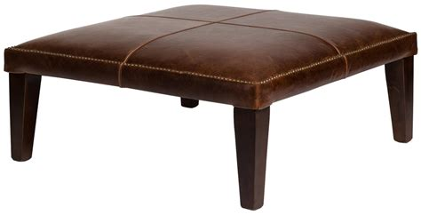 saddle ottoman ottoman weston antique saddle leather new at 56 ebay
