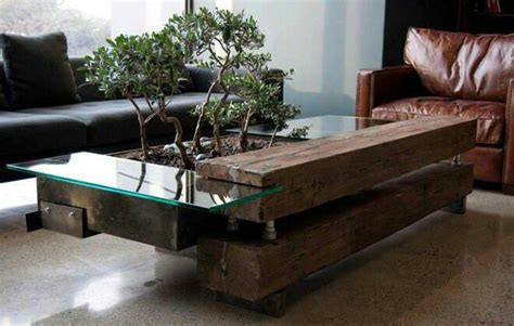 bonsai coffee table awesome bonsai planter coffee table a creative way to