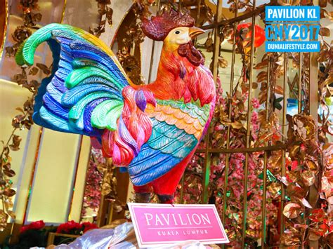 lunar new year golden week rise to opulence with pavilion kuala lumpur this