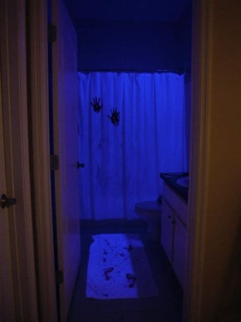 halloween bathroom 17 best images about halloween powder rooms ideas on