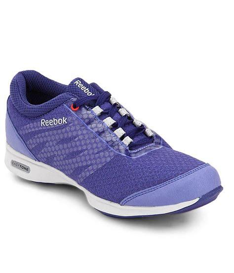 purple sport shoes reebok purple running sport shoes price in india buy