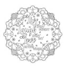 live coloring expressions marjorie sarnat design illustration