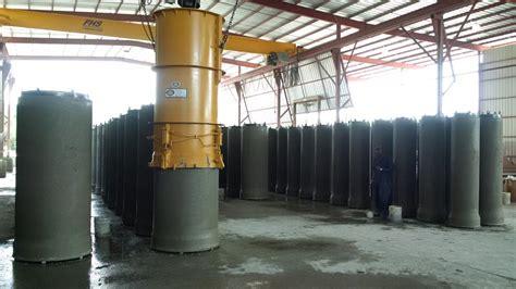 Precast Concrete Pipe Forms   Del Zotto Concrete Products