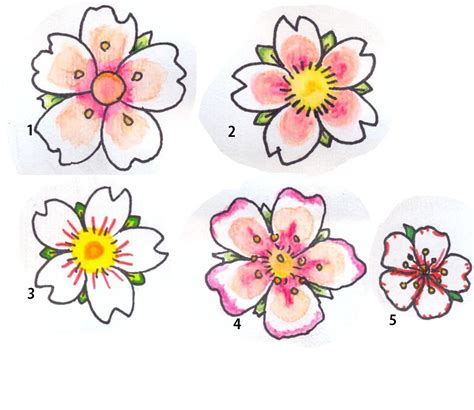 disegni fiori giapponesi tatuaggi giapponesi i pi 249 e significativi urbanpost