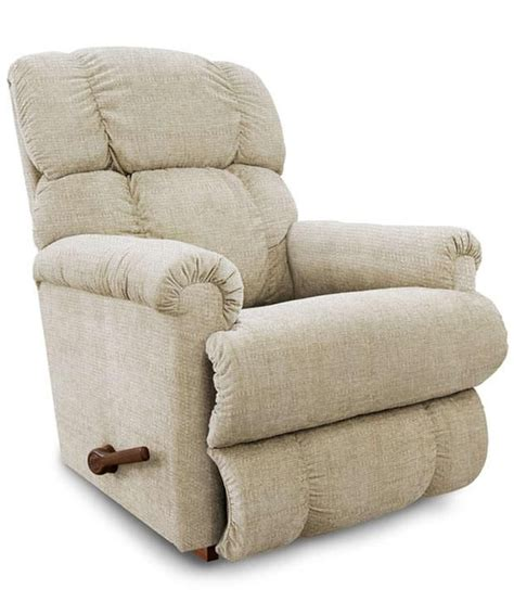 la z boy recliner price la z boy lazboy recliner with cream fabric cover pinnacle