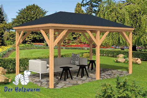 pavillon samos pavillon samos gartenlaube 490 x 290 cm pfostenst 228 rke 11 5