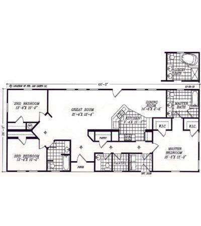 modular ranch floor plans pinterest the world s catalog of ideas