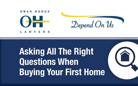 what questions to ask when buying a house asking all the right questions when buying your first home