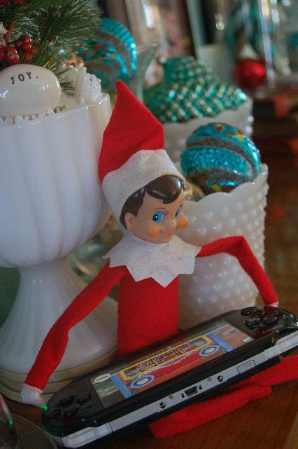 whats the name of zims elf on ladder with lights the on a shelf ideas holidays shelf ideas the white and