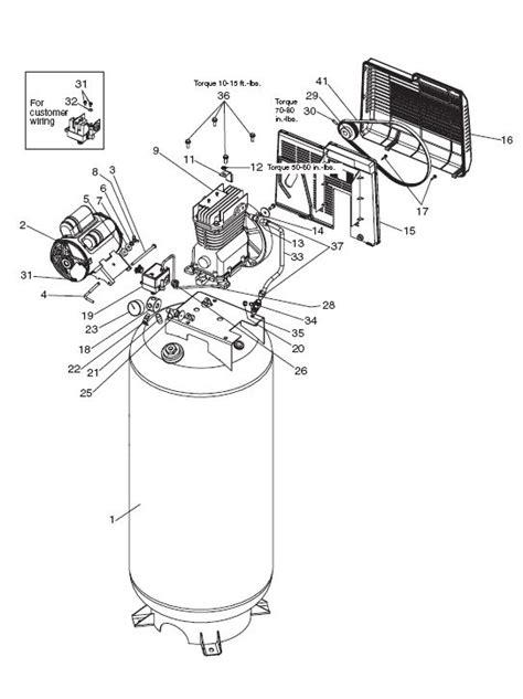devilbiss 66 750 air compressor parts