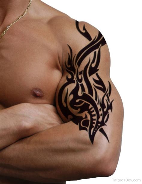 tribal bicep tattoos for guys 58 tattoos