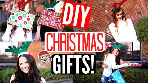 diy christmas gifts for friends and family youtube