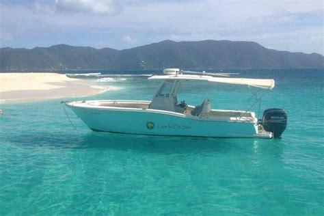 boat rentals bay head nj cruz bay boat rental sailo cruz bay vi center console