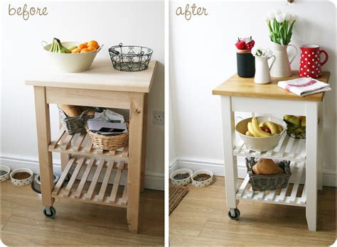 Ikea Trolley by Countrykitty Trolley Makeover Quot All Tea Towels Quot Review