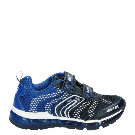 Geox Sneakers geox jongens lage sneakers blauw