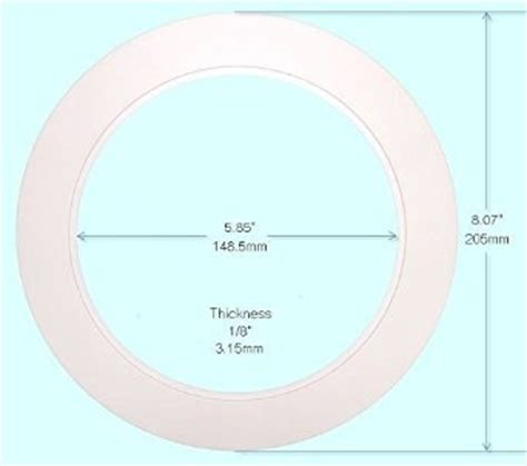 trim ring for ceiling light fixture trim ring for ceiling light fixture envirolite 6 in