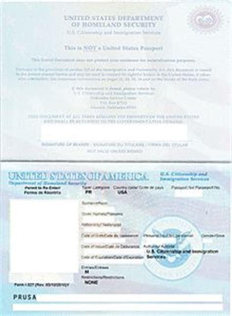 u s re entry permit wikipedia