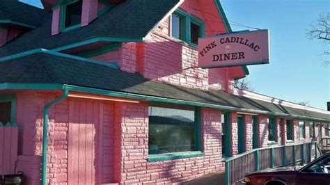 pink cadillac diner bridge 1000 images about places i been on