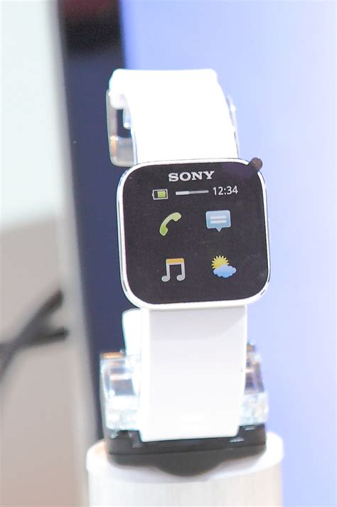 Jam Smartwatch Sony sony smartwatch bahasa indonesia ensiklopedia