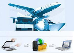 group win electronic air freight documentation contract