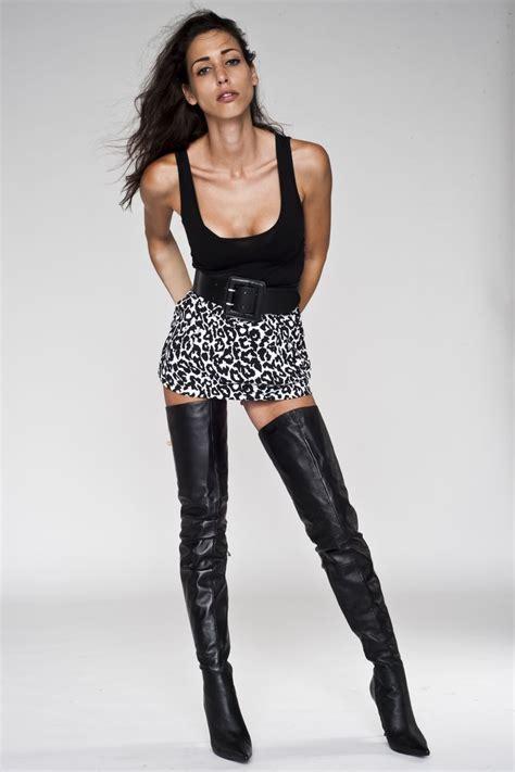 pretty thigh high boots black thigh high boots with mini skirt drag