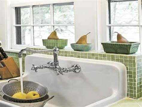 play kitchen with working sink give your home character with a vintage kitchen sink its