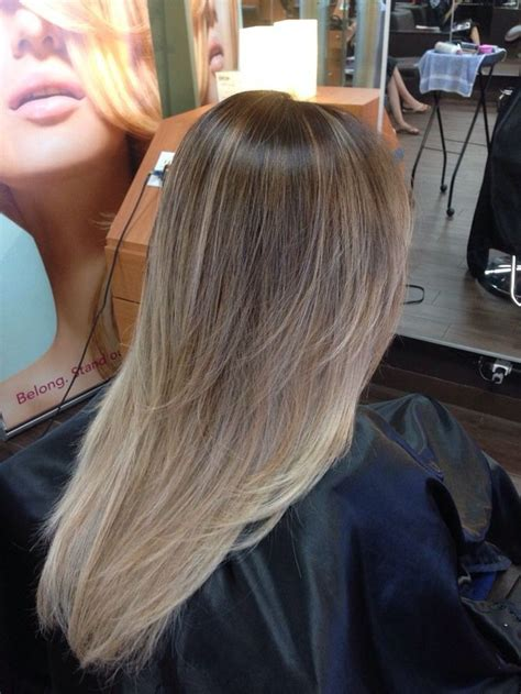 medium hair with blonde balayage hifow quick easy 145 best hair images on pinterest hair colors bob hairs
