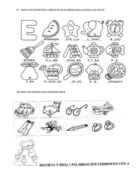 palabras e imagenes que empiecen con la letra v cartilla semanas de adaptaci 243 n 1 186 grado primaria