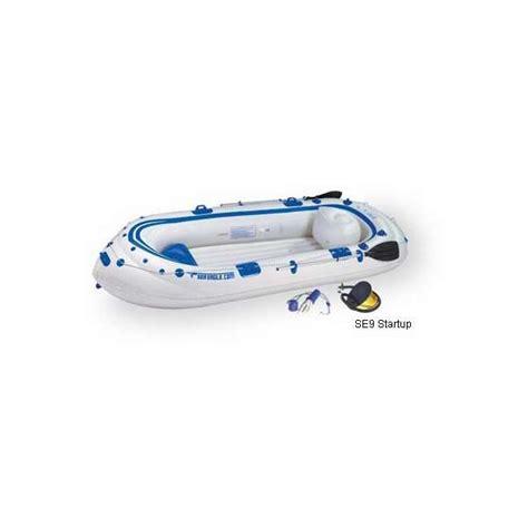 sea eagle inflatable fishing boats sea eagle se 9 inflatable motormount boat tackledirect