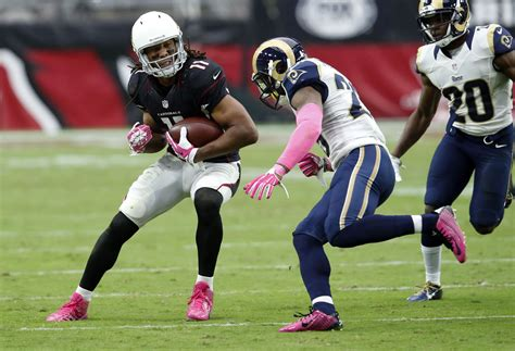 St Louis Rams Giveaways - nfl goes pink to support national breast cancer awareness monthnational football
