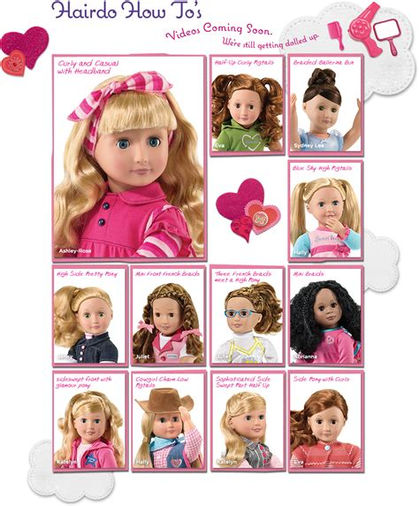 how to do doll hairstyles living a doll s life may 2013