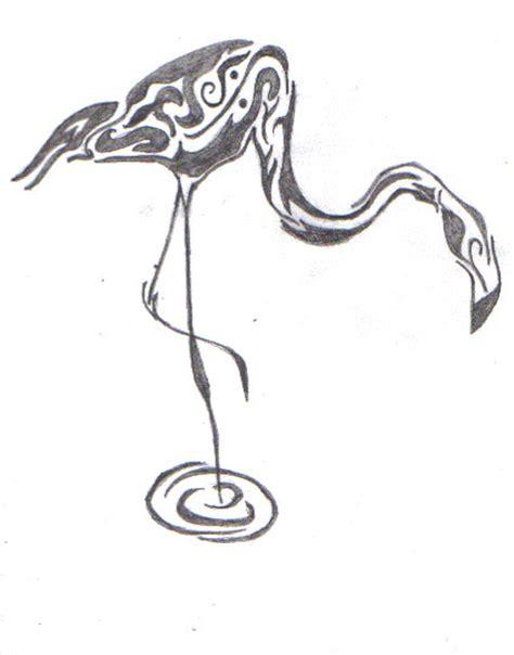 Eagle Flamingo Grey Blue flamingo images designs