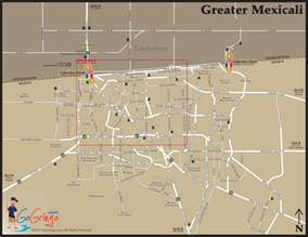 mexicali map mexicali driving directions go gringo
